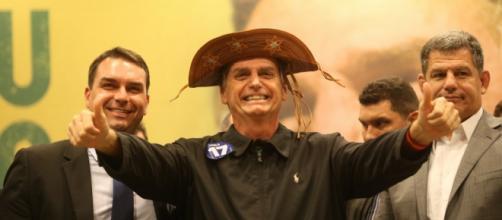 Jair Bolsonaro pretende focar sua campanha no interior do Nordeste para obter mais votos naquela região (Foto: Wilson Junior/AE)