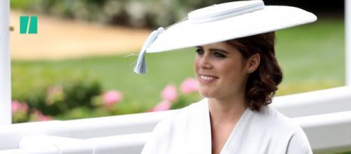 Matrimonio di Eugenie di York a Windsor