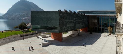 Museo d'arte della Svizzera italiana, Lugano | FFS - sbb.ch
