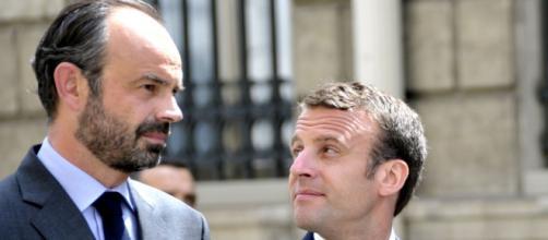 Sondage : Édouard Philippe plus populaire qu'Emmanuel Macron