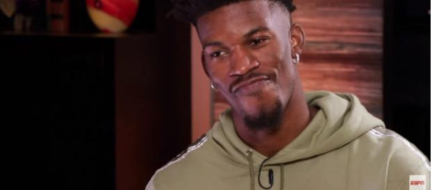 Image credit:ESPN/YouTube screenshot. NBA Rumors: Jimmy Butler has three options or he will be a free agent (Image via NBAFC/Twitter)
