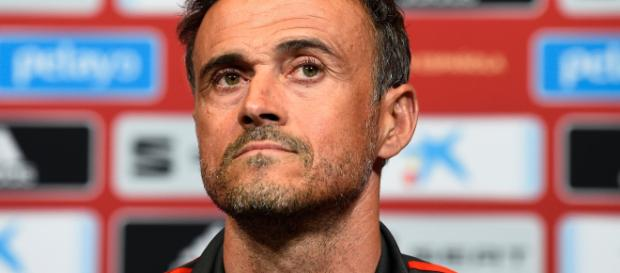 Luis Enrique will seek a victory against England to reach the next summer finals- independent.co.uk