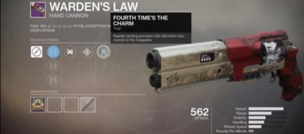 The perk is not working as intended according to players. [Image source: Ninja Pups/YouTube]
