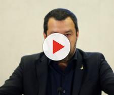 Matteo Salvini non ha paura degli atti di terrorismo contro la Lega
