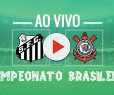 Santos x Corinthians ao vivo hoje