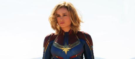 Brie Larson Has A 7-Picture Deal With Marvel Studios. [Image Credit] Collider - YouTube