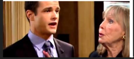 Kyle and Dina will be collateral damage because of Ashley's recent actions. - [Y&R Worldwide Voice of the fans / YouTube screencap]