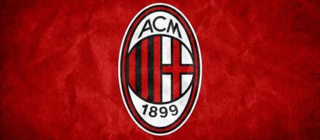 Logo dell'Associazione Calcio Milan.