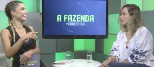 Ana Paula volta a criticar Nadja Pessoa