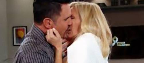 Beautiful, puntate statunitensi: Brooke 'tradisce' Ridge con Bill Spencer