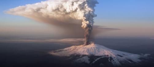 Etna: il rischio tsunami è molto basso