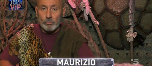 Grande Fratello Vip 2018 , Maurizio Battista lascia la Casa per motivi personali
