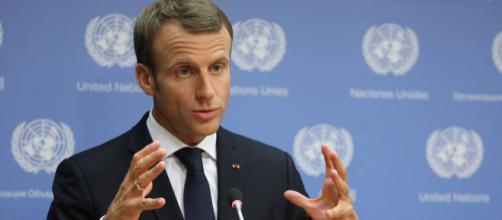 Le Président Macron ne peut être en même temps de droite et de gauche, le choix du centre-droit s'impose