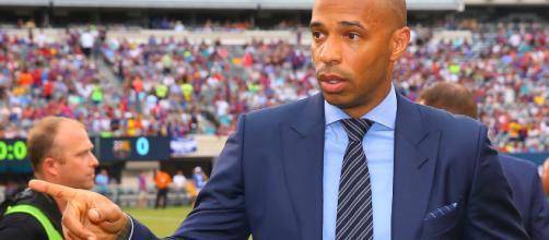 Thierry Henry «rêve» d'entraîner Arsenal - Angleterre - Etranger ... - lefigaro.fr