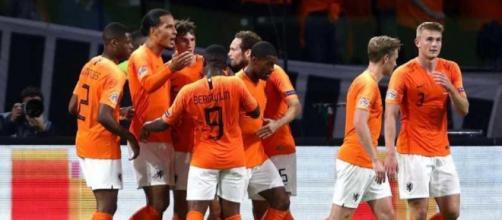 Una grande Olanda distrugge la Germania in Nations League
