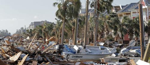 """Uragano Michael, la Florida è diventata un'irriconoscibile """"zona ... - meteoweb.eu"""