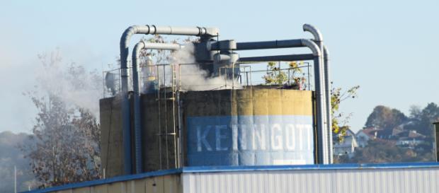 Der Brand brach vermutlich durch Dacharbeiten aus. Foto: rn-aktuell.de