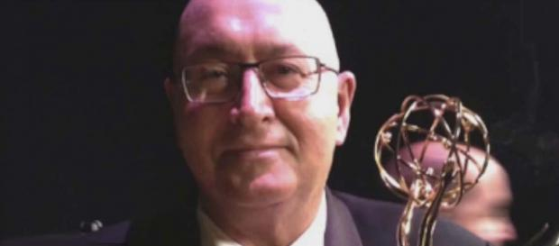Emmy Award-winning sound crew member James Emswiller died after falling from a balcony on set. [Image TIME/YouTube]