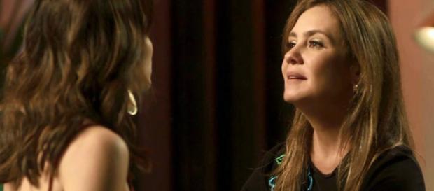 Laureta decide matar Rosa com seu 'kit morte'