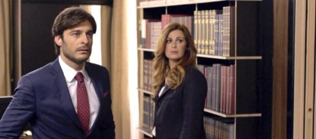 Non Dirlo Al Mio Capo 2: l'avvocato Vinci accusato di essere l'assassino di Nina.