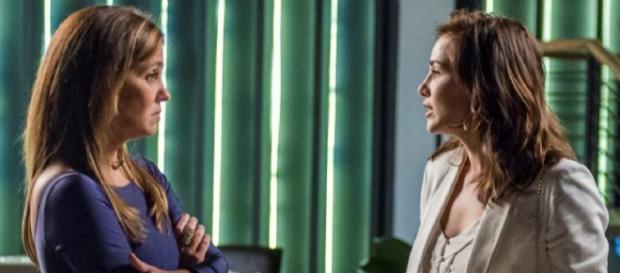Rosa e Laureta em 'Segundo Sol'