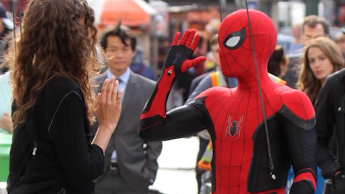 spider-man: far from home spoilers: marvel fans petition to have