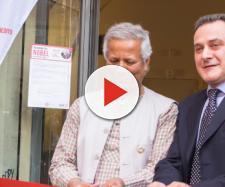 Cronaca di una Giornata da Nobel con Yunus - Fondazione Grameen Italia - grameenitalia.it