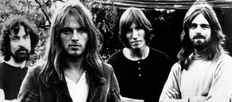 I Pink Floyd in una foto degli anni '70