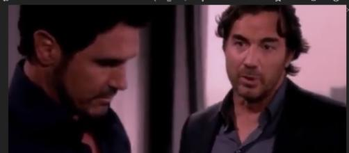 Ridge may retaliate against Bill for kissing Brooke. [Image Source: Steven Eagle-YouTube]