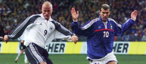 Top 5 des matches France - Allemagne