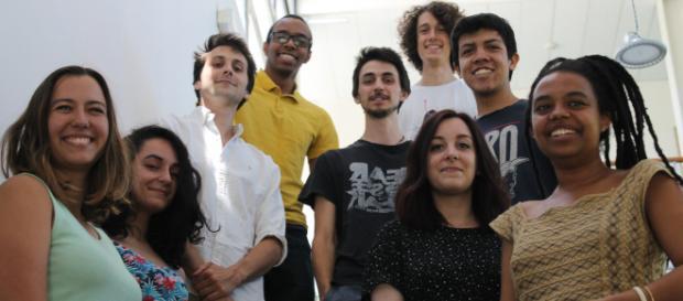 Les 9 étudiants Montpelliérains de IGEM 2018