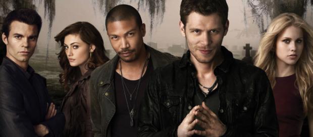 The Originals é um spin-off da série The Vampire Diaries
