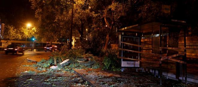 Europe : L'ouragan Leslie s'abat sur le Portugal avant d'atteindre l'Espagne