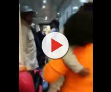 Cagliari, capotreno donna fa scendere i migranti senza biglietto