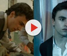 Itzan Escamilla en 'Víctor Ros' y 'Élite'. / formulatv.com