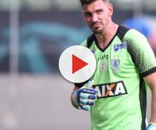 João Ricardo, goleiro do América-MG, está na mira do Fluminense (Foto: Uol Esporte)