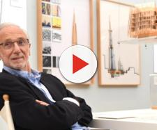 L'archistar genovese Renzo Piano