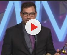 Rumors continue that Tyler Christopher will return to 'General Hospital.' - [Daytime Emmy Awards / YouTube screencap