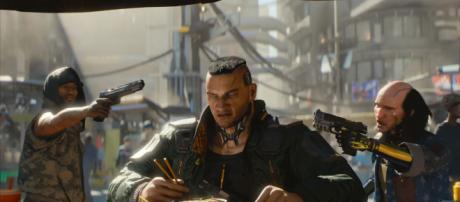 'Cyberpunk 2077' can still work on current game consoles [Image Credit: Cyberpunk/YouTube screencap]