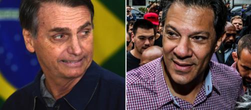 Líder no 2º turno, Bolsonaro mantém discurso e Haddad busca eleitorado | VEJA.com - com.br