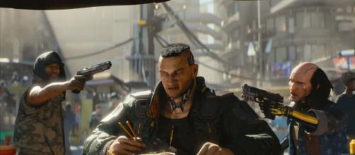'Cyberpunk 2077' can still work on current game consoles [Image Credit: Cyberpunk/YouTube screencap]