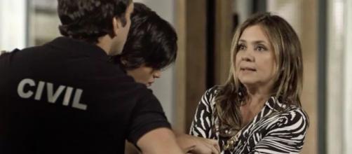 Laureta é presa por Ionan por mais um assassinato