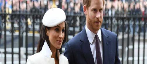 Les premiers pronostics sur le prénom du futur bébé du prince Harry et de Meghan Markle
