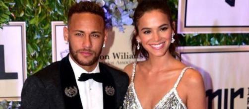 Neymar e Bruna Marquezine podem ter encerrado o relacionamento. (foto reprodução).