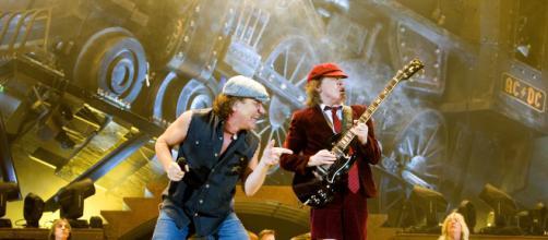 O AC/DC é uma das bandas símbolo do rock. (foto reprodução).