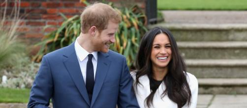 Prince Harry and Meghan Markle (Image via Kensington Palace/Twitter)