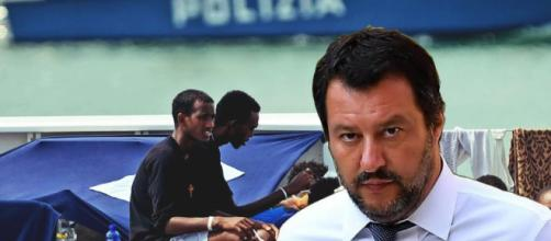 Salvini duro sull'accoglienza dei migranti (Fonte: Nicola Porro - Youtube)