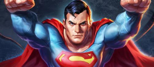Superman, um dos heróis mais poderosos da Cultura Pop. (foto reprodução).