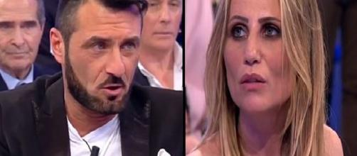 Uomini e Donne, Sossio Aruta e Ursula Bennardo- tarantoindiretta.it