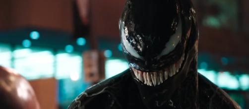 'Venom' continued its stay atop the box office for another weekend in October. - [Sony Pictures Entertainment / YouTube screencap]